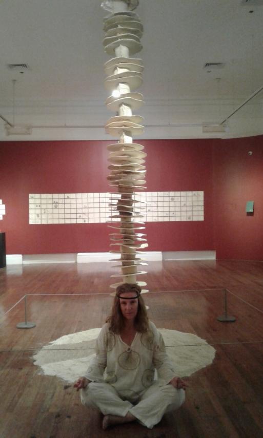 25 March BNAG Graham Fogel's installation